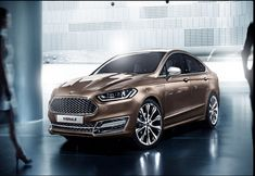The 2018 Ford Mondeo Vignale Offers Outstanding Style And Technology Both Inside Out See