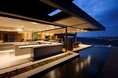 Nico van der Meulen #Architects have designed House Boz located in Pretoria, South Africa.