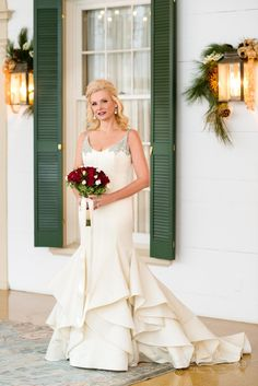 Beautiful portrait of the winter bride taken by Amanda at the Milwaukee country club wedding Wisconsin Winter, Winter Bride, Bride Photography, Country Club Wedding, Milwaukee, Amanda, Portrait, Elegant, Wedding Dresses