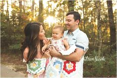 The Woodlands Family Photography Outdoors – Farris Family
