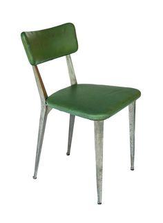"""Aluminum """"BA3"""" Chair by Ernest Race image 10"""