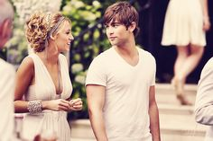 chase crawford and blake lively~ S and N