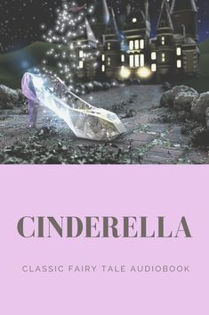 Cinderella. The Classic Fairy Tale  to help busy little ones relax and get ready for bed. Using calm meditation music to help them drift off peacefully to sleep. Good night…sweet dreams. xx #audiobooks #bedtimestories #podcast #cinderella #classicstories #fairytales #itstimeforbed
