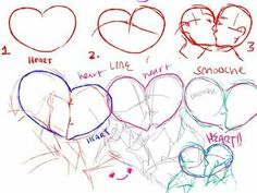 How to draw KISS