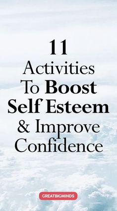 11 Simple Confidence Building Activities to Boost Self Esteem For Adults – TOP 5 Habit Building Tips Confidence Building Activities, Self Esteem Activities, Building Self Esteem, How To Get Confidence, Improve Self Confidence, Confidence Quotes, Best Friend Quotes Meaningful, Meaningful Sayings, Emotional Resilience