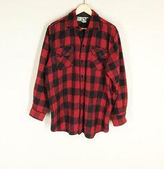 Hey, I found this really awesome Etsy listing at https://www.etsy.com/listing/261646336/buffalo-plaid-shirt-jacket-vintage-cpo