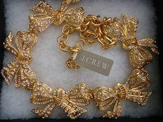 J Crew has some wonderful jewelry. Found this on ebay!
