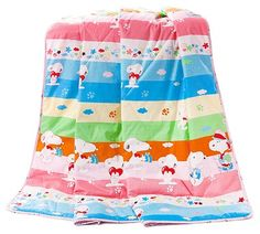 summer-comforter-snoopy-student-quilt-washerable-TB306-single-size-king-size