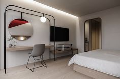 The World's Most Expensive Hotel Suite – Damien Hirst's Project Stunning luxury interior design ideas for modern boutique hotels. Hotel Lobby Design, Luxury Decor, Luxury Interior Design, Design Apartment, Hotel Apartment, Hotel Decor, Hotel Room Decoration, Luxurious Bedrooms, Modern Bedrooms