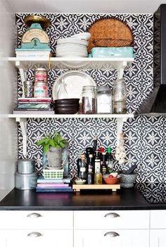 Kitchen Tiles Moroccan 9 moroccan-inspired kitchen tiles | california home + design