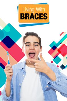 Here are some simple tips to keep your kids comfortable and avoid orthodontic emergencies. Living with braces is not nearly as difficult as you think. Braces Tips, Kids Braces, Getting Braces, Orthodontics, The Twenties, Medieval, Traditional, Metal, Simple