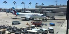 Eurowings estrena su base en Palma de Mallorca con seis Airbus A320