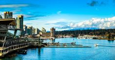 Taken at the Vancouver waterfront on a nice weather day. Weather Day, Vancouver, Opera House, New York Skyline, Canada, Photography, Travel, Nice, Fotografie