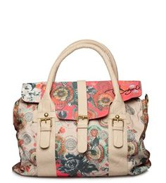 Bols Avatar Napafluo from Desigual. Avatar, Diaper Bag, Bags, Style, Fashion, Handbags, Swag, Moda, Fashion Styles