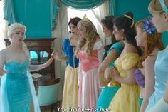 "Frozen - ""Let it Go"" One Spirit  Princess outfits - can be disney princess"