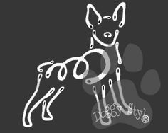 K Line Rat Terrier Dog Car Window Decal Tattoo http://doggystylegifts.com/products/k-line-rat-terrier-dog-car-window-decal-tattoo