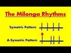 TangoViPedia The Milonga Rhythms Tango, Youtube, Youtubers, Youtube Movies