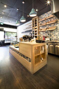 COBB LANE BAKERY on Interior Design Served