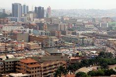 Kampala Uganda Views
