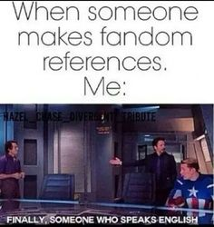 avengers and percy jackson omg my 2 favs Marvel Jokes, Marvel Funny, Percy Jackson Crossover, Funny Relatable Memes, Funny Quotes, Funny Humor, Relatable Posts, Fangirl Problems, Book Nerd Problems