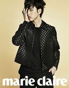 B1A4 - Marie Claire Magazine May Issue '13 (Sandeul)