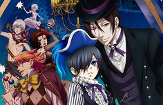 Black Butler – Book of Circus