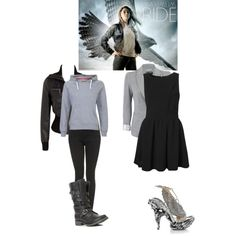 """Maximum Ride"" by qkate on Polyvore"