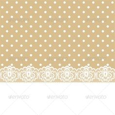 Greeting or Invitation Card with Lace and Ribbon  #GraphicRiver         Greeting or invitation card with lace and ribbon on polka dot fabric. Vector illustration, fully editable, vector objects separated and grouped. Editable EPS 8 Vector illustrations. Icluded files: .EPS, .JPEG 4900*4900 px.     Created: 6June13 GraphicsFilesIncluded: JPGImage #VectorEPS Layered: No MinimumAdobeCSVersion: CS Tags: antique #background #card #color #copy #cotton #decor #decorative #doily #dot #dotted #empty…