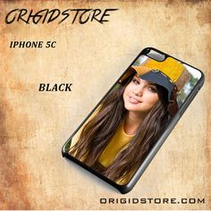 Selena Gomez Cute Black White Snap On Or 3D For Iphone 5C