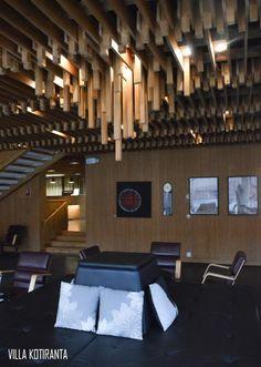 Hotel Rantapuisto, Helsinki, Finland  1960's Scandinavian design, Finnish Architecture, Interior design, vintage  [villakotiranta.blogspot.fi]