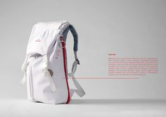 All Weather Day Pack on Behance