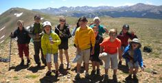 """Survival is the key at Walking Mountains Science Center in Colorado. / Courtesy of Walking Mountains Science Center. Great ideas for camps for the kids of all ages. Prevent the """"summer slide"""" and keep kids active and engaged this summer! - from LearningRx #FortCollins."""
