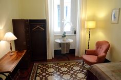 Camera singola /Single Bedroom at Le Flaneur Bed and Breakfast Verona