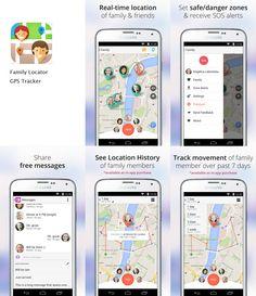 Family Locator [iOS, Android] Бесплатно/Покупки внутри приложения Современный мобильный телефон справляется со множеством задач. Он способен связать нас с друзьями, найти любую информацию, развлечь интересными играми и музыкой. Но кроме этого, смартфон может быть использован для обеспечения безопасности. Family Locator является одной из самых функциональных в своей категории. Она рассчитана на использование всеми членами семьи и предоставляет полную информацию о передвижениях каждого из них.
