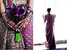 Purple Wedding http://www.projectwedding.com/blog/2011/07/13/anjali-girish-exquisite-purple-gold/