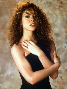 mariah carey age 16 | Mariah Carey's Changing Looks: Year by Year ...