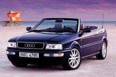 Ficha técnica completa do Audi 80 Cabriolet 2.8 V6 1995