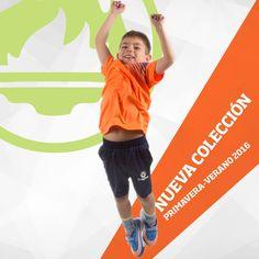 Colores alegres para niños alegres. ¡Así es nuestra nueva colección! http://beesa.me/2ctve #sport #deporte #padel #calzado #zapatillas #shoes #sneakers #camisetas #pantalones