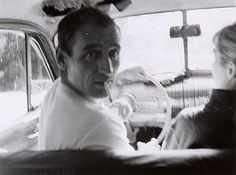 (Neal Cassady) Whither goest thou, America, in thy shiny car in the night? - Jack Kerouac