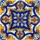 Terra Nova Ceramic Tile in 4x4 Tiles