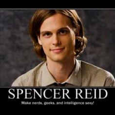 Spencer Reid marry me please?! ;D