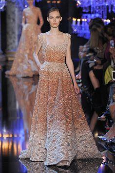 Elie Saab Automne/Hiver 2014, Haute Couture