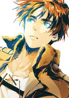 Eren by Chacall [pixiv]