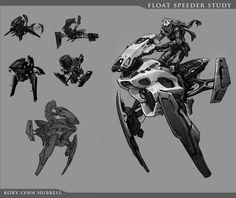 concept ships: Concept ships by Kory Hubbell via cgpin.com