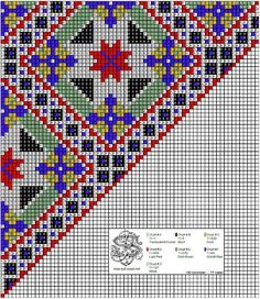 Loom Patterns, Beading Patterns, Cross Stitch Rose, Morning Star, Peyote Stitch, Scandinavian, Projects To Try, Textiles, Embroidery