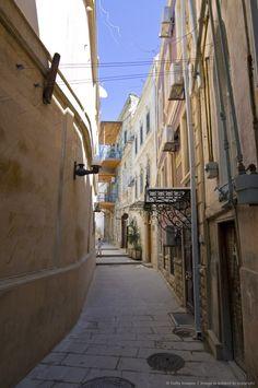 Baku old town, UNESCO World Heritage Site, Azerbaijan