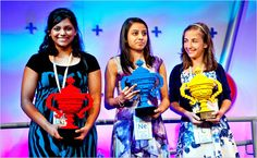 First-Place Sweep by American Girls at First Google Science Fair - NYTimes.com
