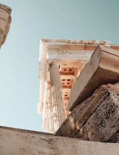temple of athena, greece Oh The Places You'll Go, Places To Visit, Beige Aesthetic, To Infinity And Beyond, Adventure Is Out There, Art And Architecture, Greece Architecture, Aesthetic Wallpapers, Wonders Of The World