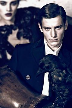 Ben Allen by Damon Baker| GQ Russia October 2012 Issue [ fave models | 1000+ notes | facebook ]