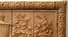 Andersen Ceramics  |  Henry's Liners Surround Urn Panel